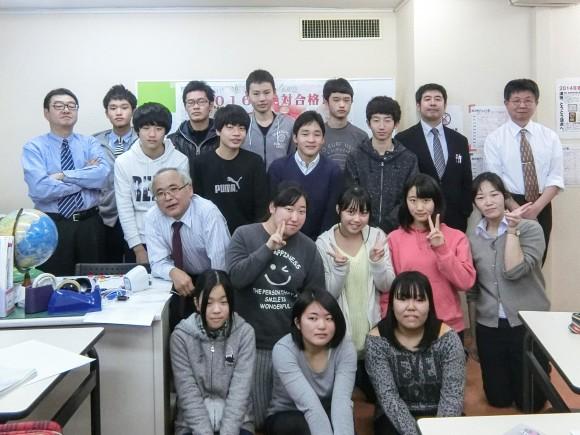 桜台教室生徒