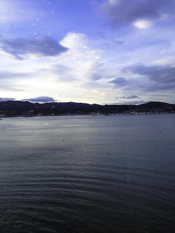 美しい南三陸の海
