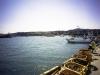 南三陸の港